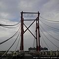 吊橋很壯觀