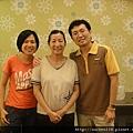 媽媽和他的兒子+媳婦兒