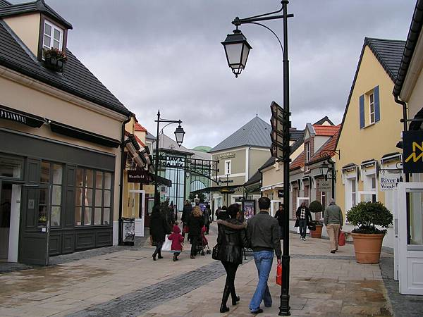 La vallée village-outlet
