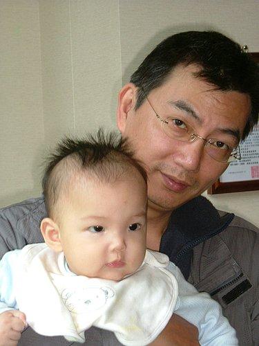 虎父有犬子 2006-12-xx