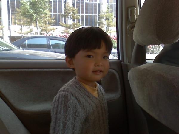 2009-02-01  車內
