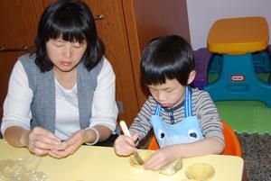 2011-03-12 蛋塔實作