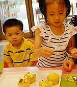 2011-06-12 造形杯子蛋糕實作