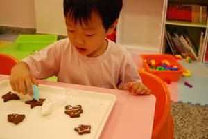 2011-06-19 巧克力餅乾實作