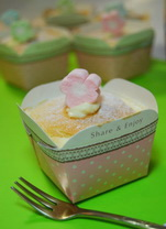 北海道戚風杯子蛋糕