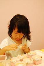 2011-08-12 戚風杯子蛋糕實作