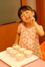2011-08-13 戚風杯子蛋糕實作