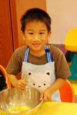 2011-08-16 戚風杯子蛋糕實作