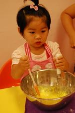 2011-08-17 戚風杯子蛋糕實作
