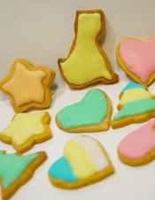 彩繪造型奶油餅乾