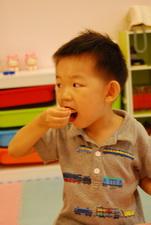 2011-10-13 彩繪奶油餅乾實作