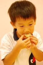 2011-10-15 彩繪奶油餅乾實作