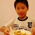 2011-10-16 巧克力豆餅乾實作