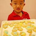 2011-10-23 彩繪油餅乾實作