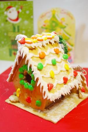 聖誕薑餅屋