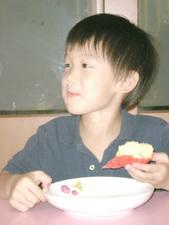 2011-11-19 酥皮藍莓瑪芬實作
