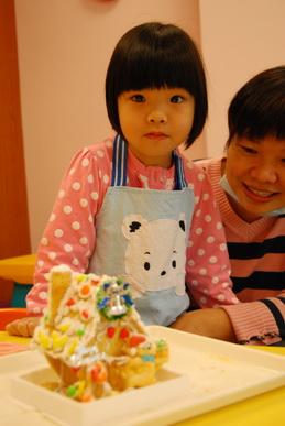 2011-12-14 薑餅屋實作