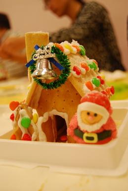 2011-12-15 薑餅屋實作