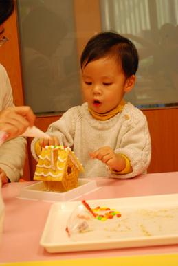2011-12-17 薑餅屋實作