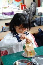 2011-12-19 小學生創意薑屋實作