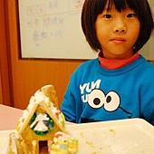2011-12-18 薑餅屋實作