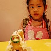 2011-12-23 薑餅屋實作
