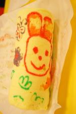 2012-01-04 彩繪蛋糕實作