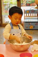 2012-02-15 蔓越莓司康實作