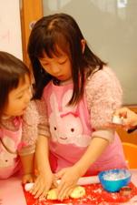 2012-02-19 蔓越莓司康實作