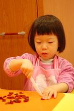 2012-02-29 蔓越莓司康實作