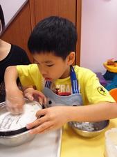 2012-04-14 擠花餅乾實作