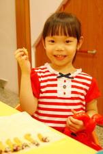 2012-04-22 拖鞋擠花餅乾實作