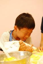 2012-04-29 拖鞋擠花餅乾實作