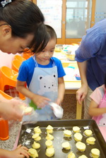 2012-06-23 脆皮泡芙實作