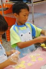 2012-07-03 脆皮泡芙實作