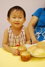 2012-07-18 墨西哥南瓜麵包實作