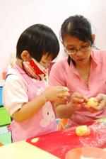 2012-07-26 墨西哥南瓜麵包實作