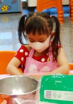 2012-07-27 墨西哥南瓜麵包實作