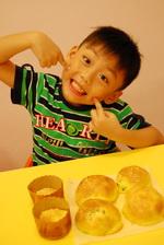 2012-07-29 墨西哥南瓜麵包