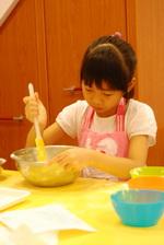 2012-08-01 拖鞋擠花餅乾實作