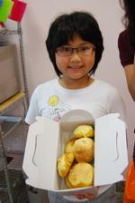 2012-08-07 墨西哥南瓜麵包