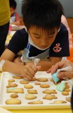 2012-10-27 奶油乳酪小西餅+糖霜實作