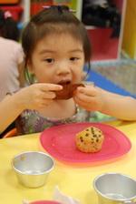 2012-11-10 巧克力香蕉馬芬實作