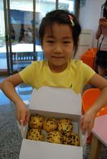 2012-11-11 巧克力香蕉馬芬實作