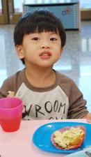2012-11-14 巧克力香蕉馬芬實作