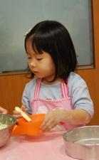 2012-11-21 巧克力香蕉馬芬實作