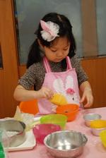 2012-11-24 巧克力香蕉馬芬實作