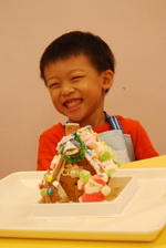 2012-12-02 薑餅屋實作