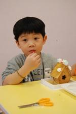 2012-12-25 薑餅屋實作