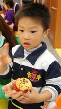 2013-01-06 巧克力香蕉馬芬實作